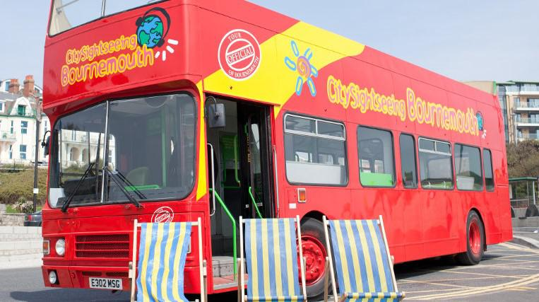 City Sightseeing Bus Tours Poole