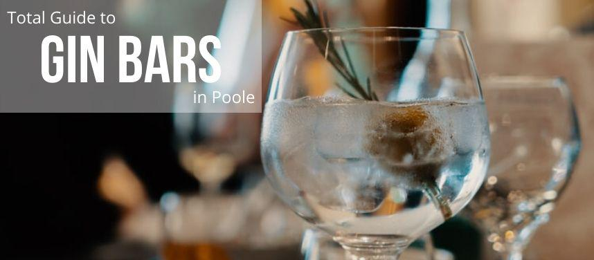 Gin Bars in Poole