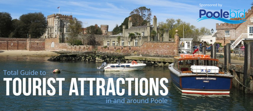 Tourist Attractions in and around Poole