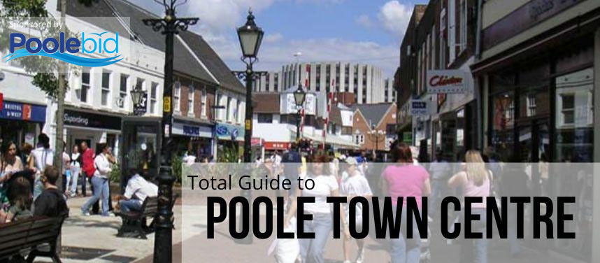Shopping in Poole Town Centre